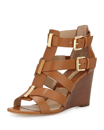 Reagan Wedge Sandal