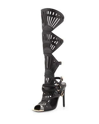 Venezian Tall Gladiator Sandal