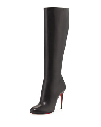 Fifi Botta Red Sole Knee Boot