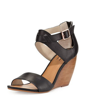 All The Way Wedge Sandal