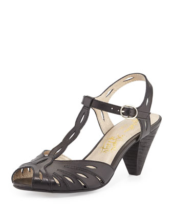 Trip the Light Mid-Heel Sandal