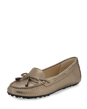 Daisy Metallic Loafer