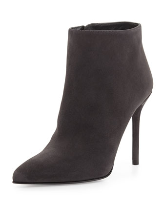 Hitimes Suede Bootie, Anthracite