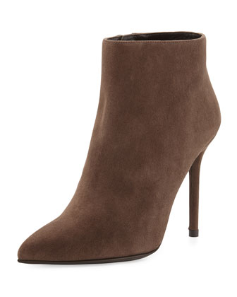 Hitimes Suede Bootie, Funghi