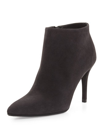 Carltone Suede Bootie, Anthracite