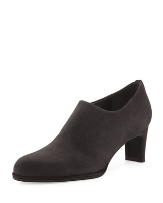 Cover Suede Bootie, Anthracite