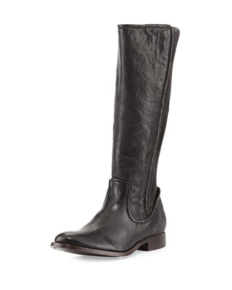 Melissa Scrunch Tall Boot