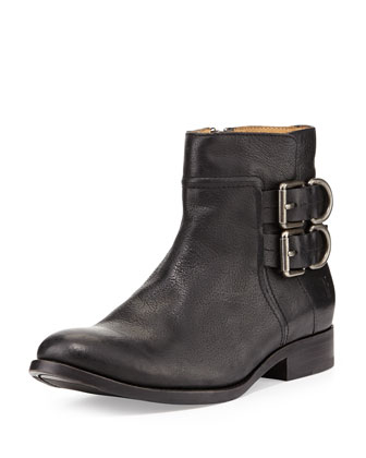 Molly D-Ring Short Boot