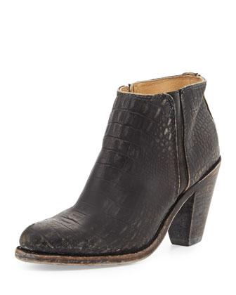 Mustang Gored Shoe/Bootie