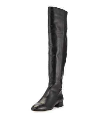 Daymar Leather Over-the-Knee Boot