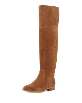 Regina Flat Boot
