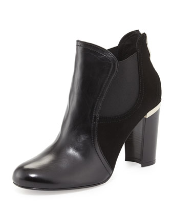 Bonnie Stretch Ankle Boot