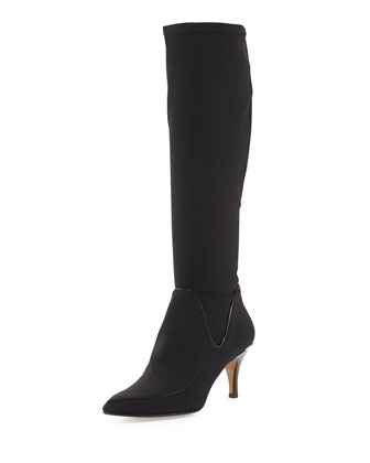 Tracey Stretch Knee Boot
