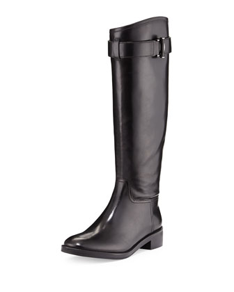 Grace Leather Riding Boot
