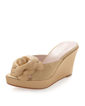 Shayla Rose Slip-On, Wheat