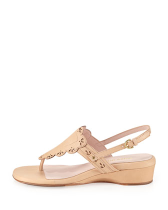 Kingston Thong Sandal, Natural