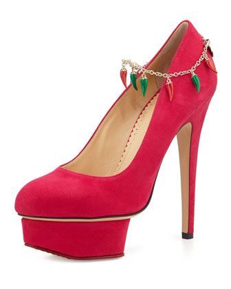 Hot Dolly Platform Pump
