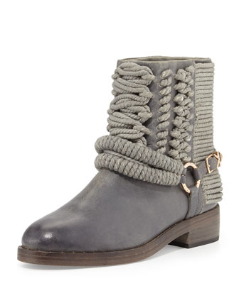 Bond Braided Rope Boot
