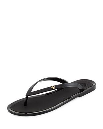 Fillmore Jelly Flip-Flop, Black