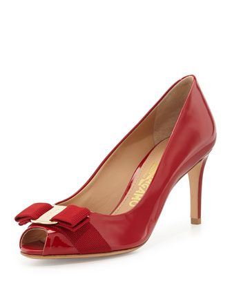 Pola Patent Bow Pump, Rosso