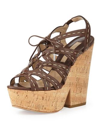 Bretta Runway Sandal