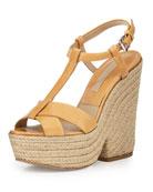 Brigitta Runway Sandal