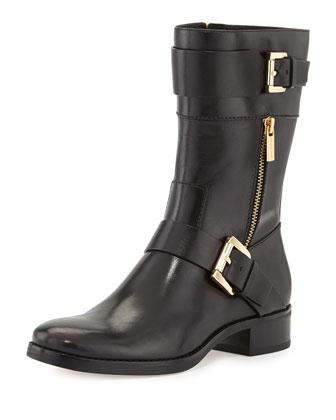 Gansevoort Flat Boot
