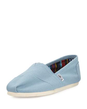 Classic Alpargata Slip-On, Blue