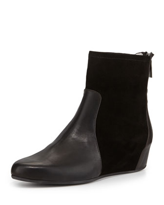 Ulyssa Combo Ankle Boot