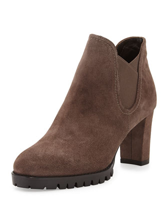 Jackson Suede Ankle Boot