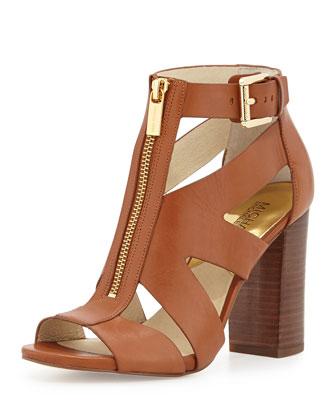 Anya T-Strap Sandal, Luggage