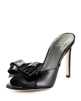 Bobosong Patent Bow Pump, Black