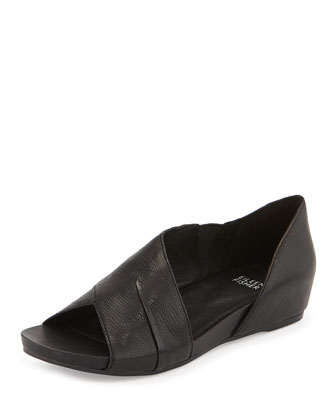 Code Half d'Orsay Slip-On, black