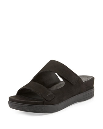 Magic Platform Sandal, Black