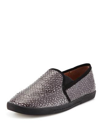 Kidmore Snakeskin Skate Shoe