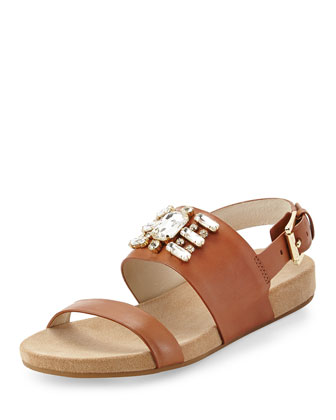 Luna Crystal Sandal, Luggage