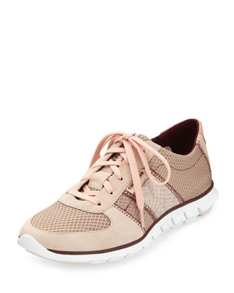 ZeroGrand Neoprene Sneaker, Maple Sugar/Canyon