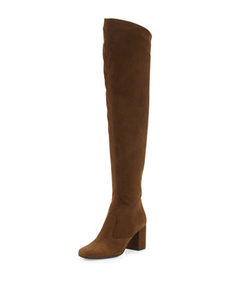 Babies Over-the-Knee Boot, Coffee