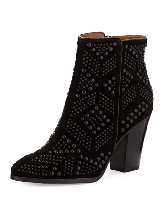 Swift 3 Nailhead Bootie