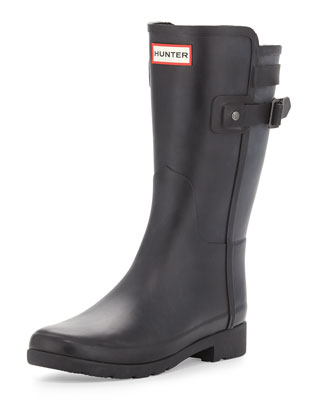 Original Refined Short Boot, Black