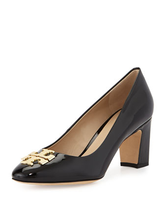 Raleigh Patent Logo Pump, Black