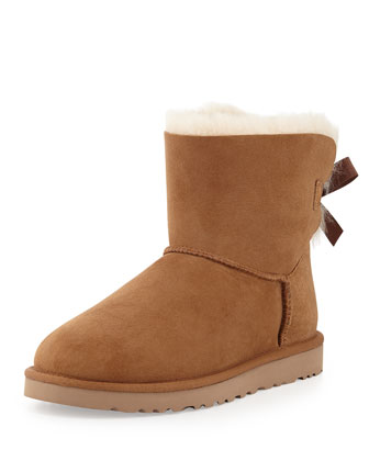UGG Mini Bailey Bow-Back Boot