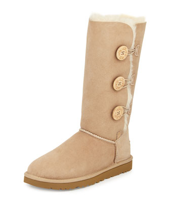 Bailey Triple-Button Tall Boot