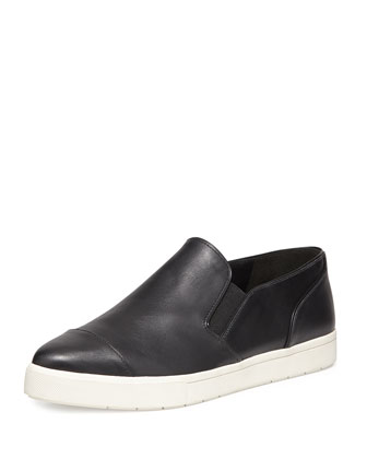Paeyre Slip-On Sneaker, Black