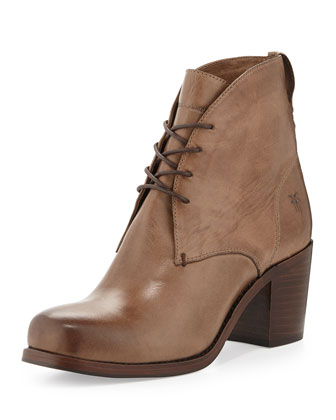 Kendall Leather Chukka Boot, Charcoal