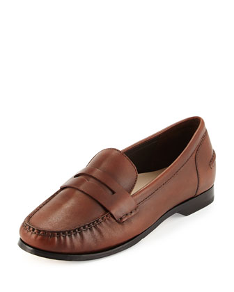 Pinch GRAND O/S Penny Loafer, Sequoia