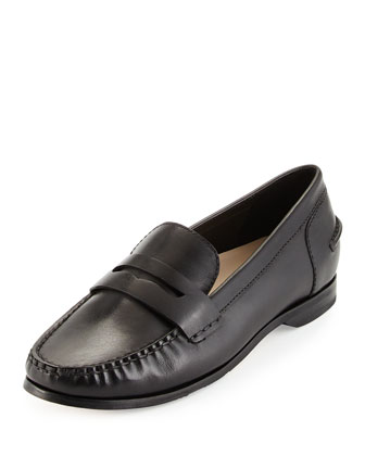 Pinch GRAND O/S Penny Loafer, Black