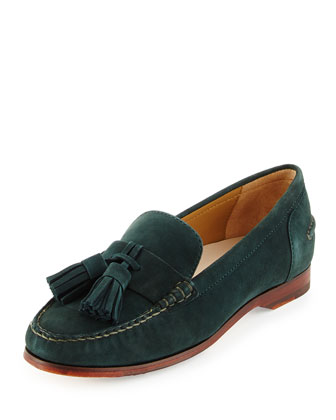 Pinch GRAND O/S Tassel Loafer, Dark Spruce