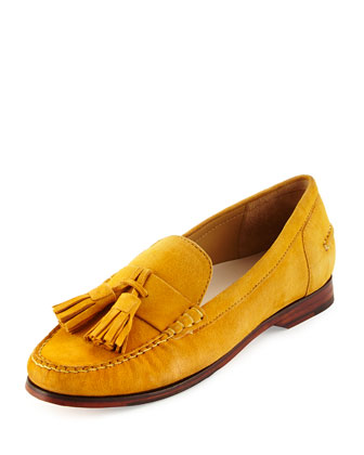 Pinch GRAND O/S Tassel Loafer, Autumn Gold