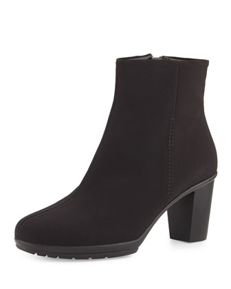 Rayna Waterproof Ankle Boot, Black